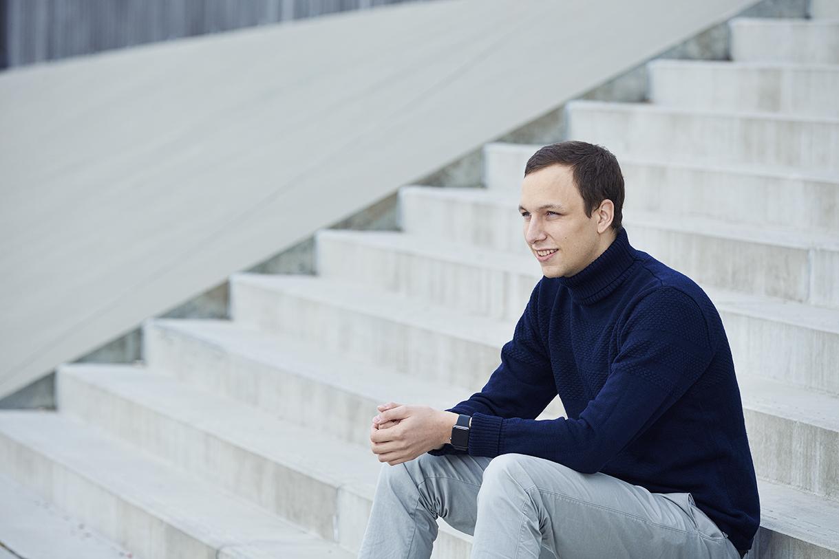 Kristian Øllegaard, Managing Director, Stairs