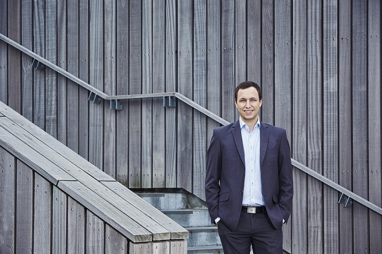 Kristian Øllegaard, Managing Director